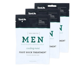 SpaLife Foot Sock Treatment (3-Pack)