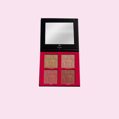 Miami Mini Palette - Blush and Highlight