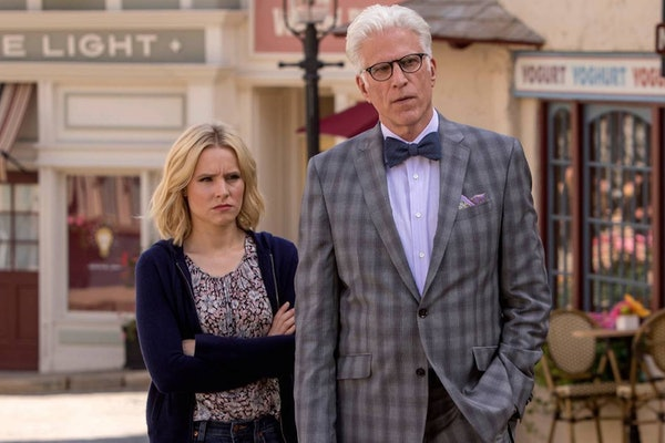 'The Good Place' fans tweeted about how the show never won an Emmy its whole run.
