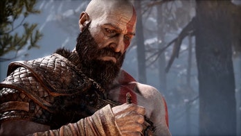 kratos god of war 2018