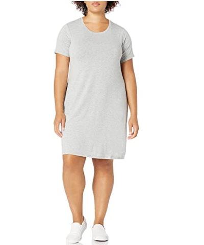 Daily Ritual Plus Size T-Shirt Dress