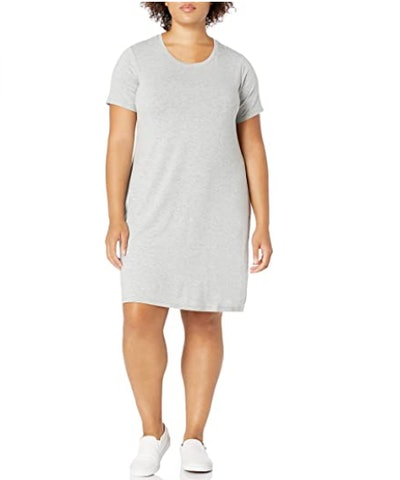 Daily Ritual Plus Size T-Shirt Dress