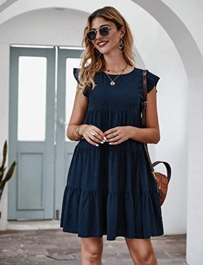 KIRUNDO Mini Dress