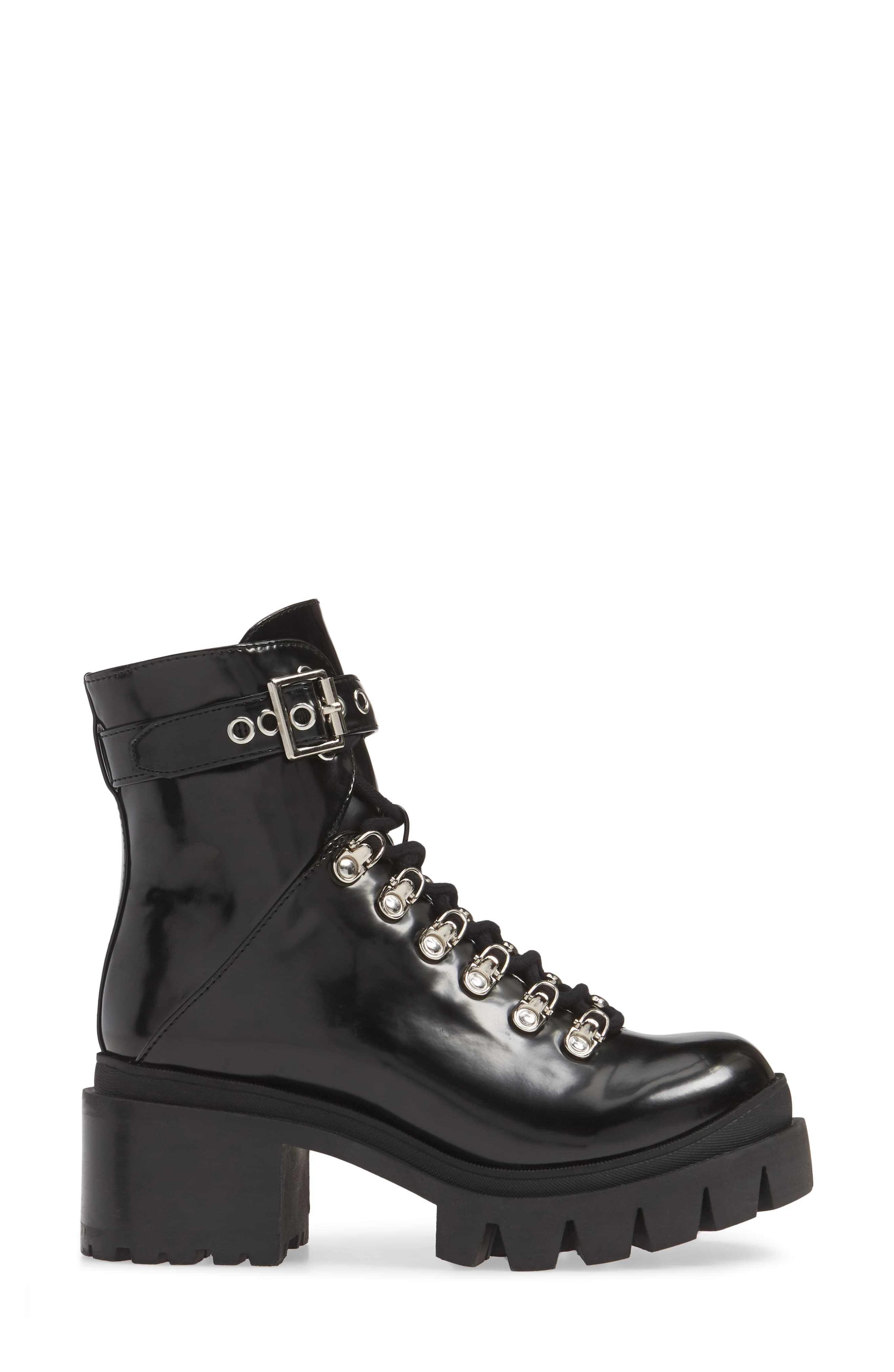 Platform Combat Boots To Wear For Fall 2020