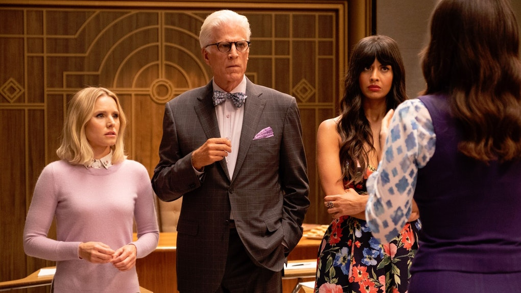 'The Good Place' Season 4 will be avaialble on Netflix on Sept. 26.