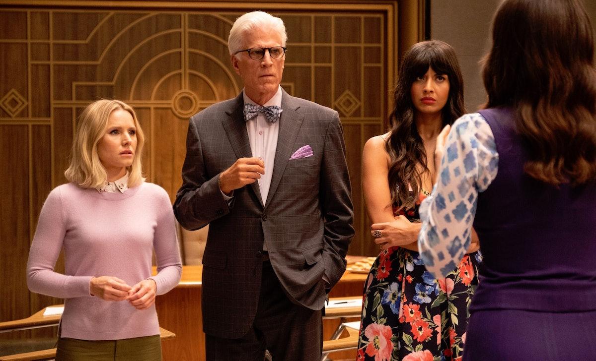 'The Good Place' Season 4 will be avaialble on Netflix on Sept. 26.