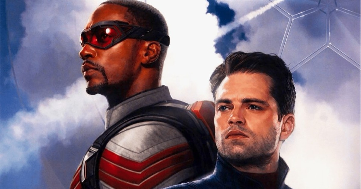 Image result for The Falcon And The Winter Soldier