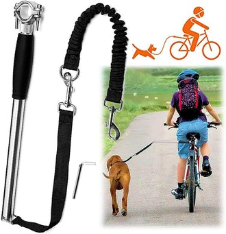 Videosystem Dog Bike Leash