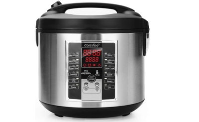 Comfee' Digital Control Rice Cooker