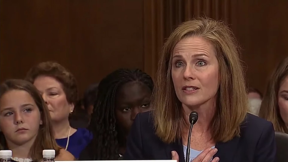 President Donald Trump is reported to be seriously considering Amy Coney Barrett to replace Ruth Bader Ginsburg on the Supreme Court.
