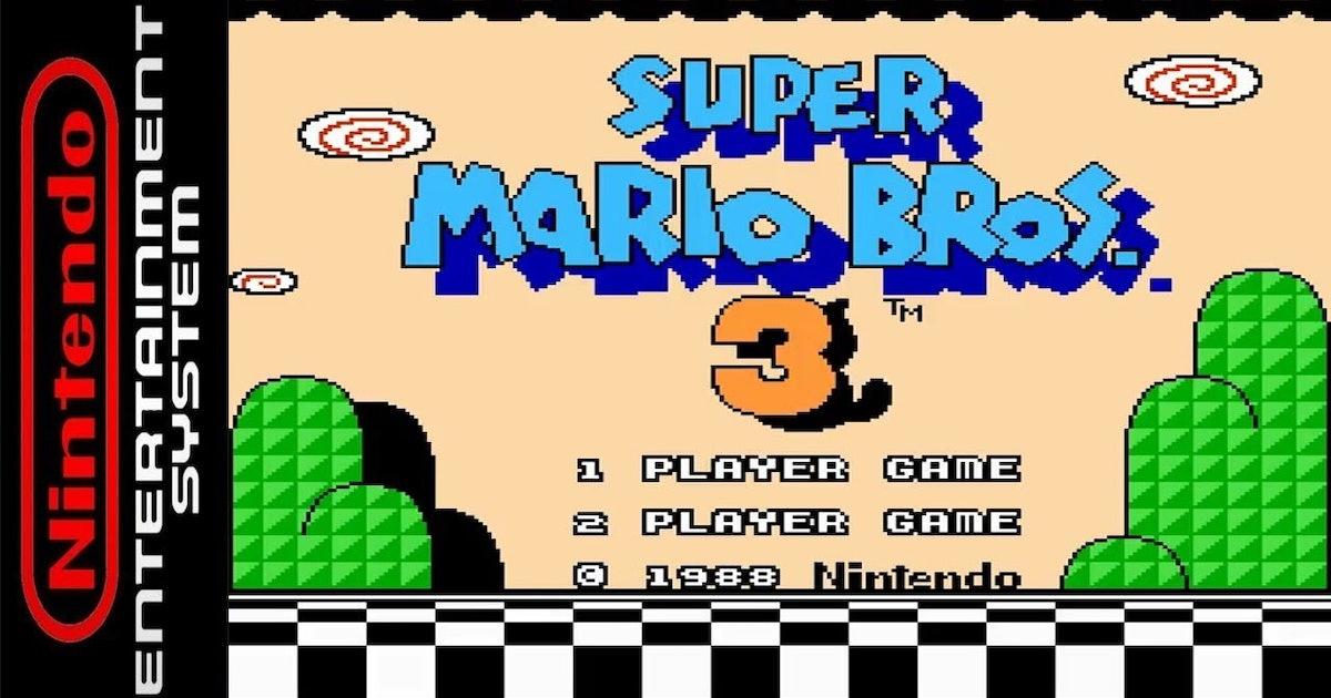 How to beat 'Super Mario Bros.' in three minutes
