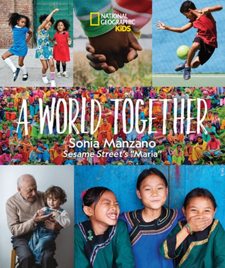 'A World Together' by Sonia Manzano