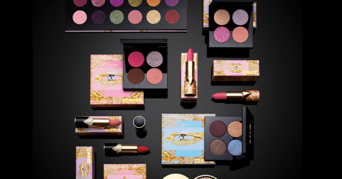 Pat McGrath Labs Debuted Its Glamorous and Glittery Holiday 2020 Collection
