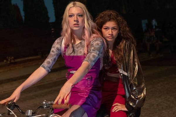 "Zendaya teased a special ""Covid episode"" of 'Euphoria' before Season 2."