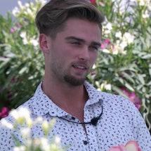 Noah Purvis Love Island via CBS Screenshot