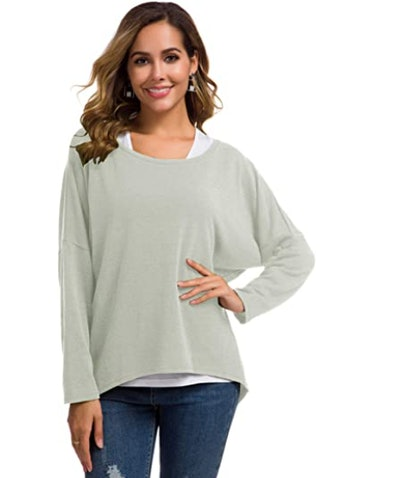 UGET Baggy Pullover Sweater