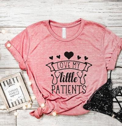 Love My Little Patients Shirt