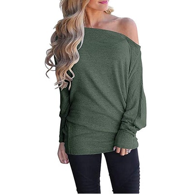 Poetsky Off-The-Shoulder Top