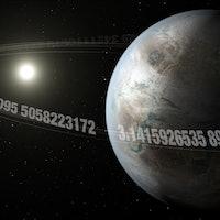 'Clockwork' planet reveals a uniquely mathematical orbit