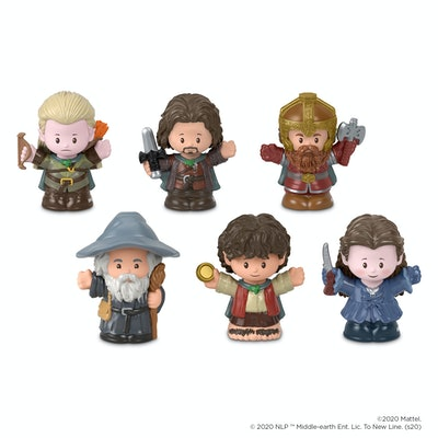 Fisher-Price Little People 'Lord Of The Rings'