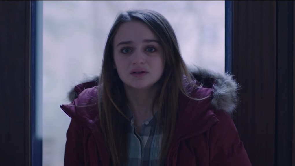 Joey King in 'The Lie'