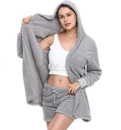Onancehim Fleece Loungewear