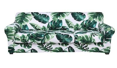 hyha Printed Stretch Sofa Slipcover