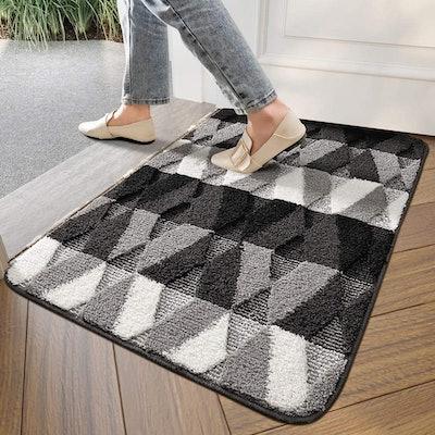 Dexi Indoor Doormat Front Door Rug (2 x 2.9 feet)
