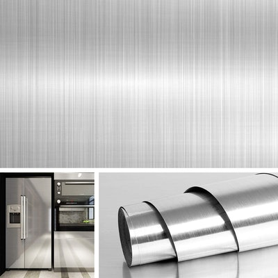 Livelynine Stainless Steel Contact Paper