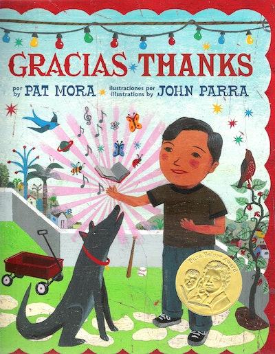 Gracias Thanks by Pat Mora