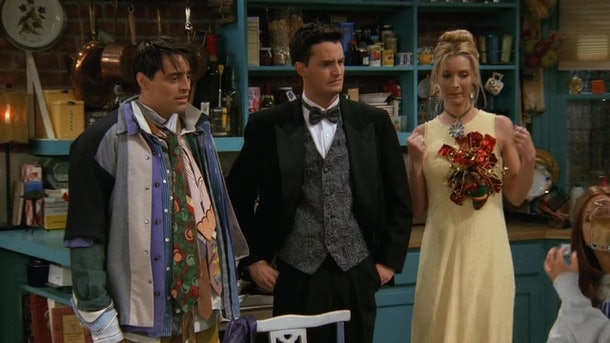 """'Friends' episode """"The One Where No One's Ready"""""""