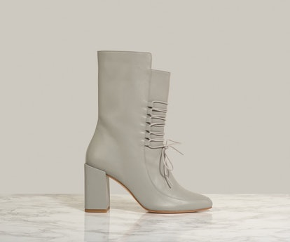 MIA BUCKET BOOT, GREY
