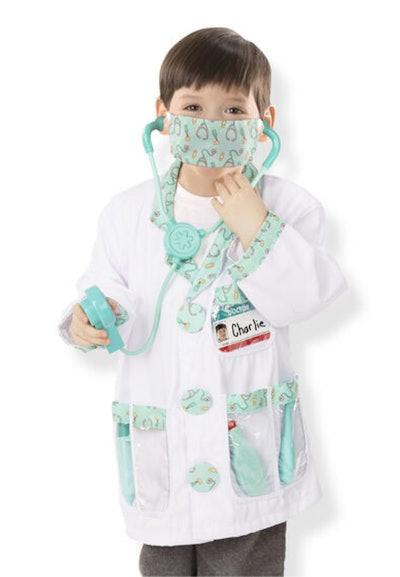 Doctor Costume Set