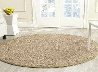 Safavieh Natural Fiber Collection Area Rug (6 foot round)