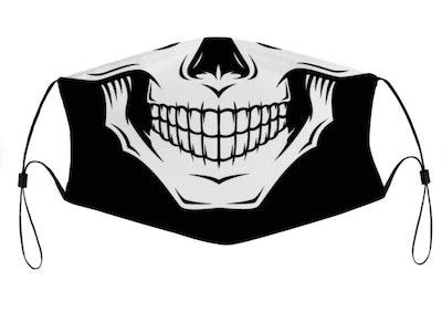 Skeleton Skull Face Mask