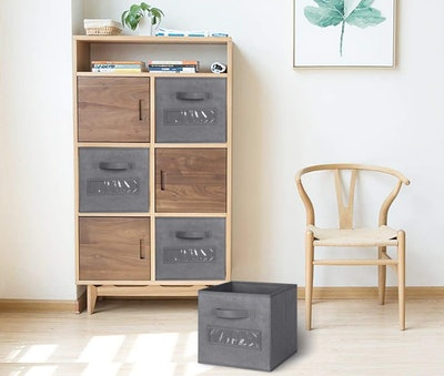 TomCare Storage Cubes (8-Pack)