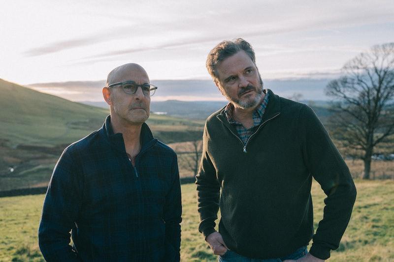 Stanley Tucci and Colin Firth 'Supernova' Trailer