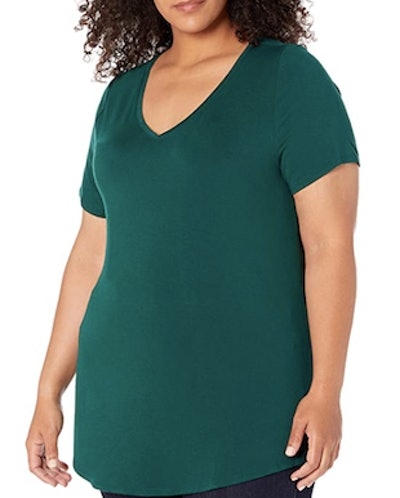 Amazon Essentials Plus-Size T-Shirt