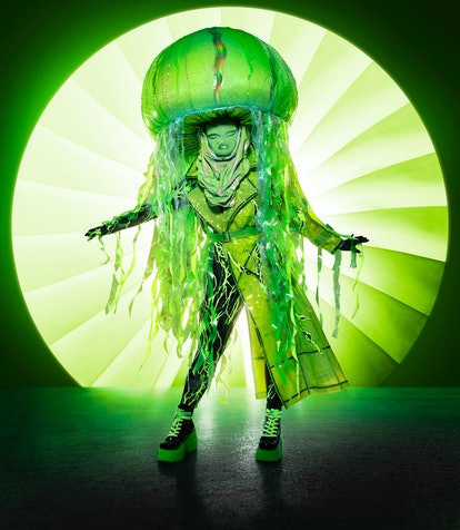 Jellyfish from 'The Masked Singer' Season 4 via Fox's press site