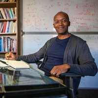 Clifford V. Johnson has the coolest job in physics. Here's how he got there.