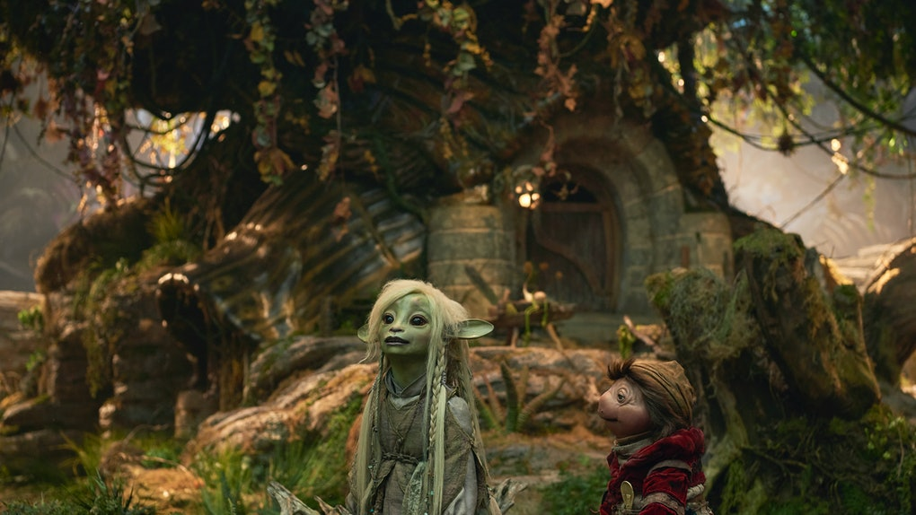 'The Dark Crystal' on Netflix