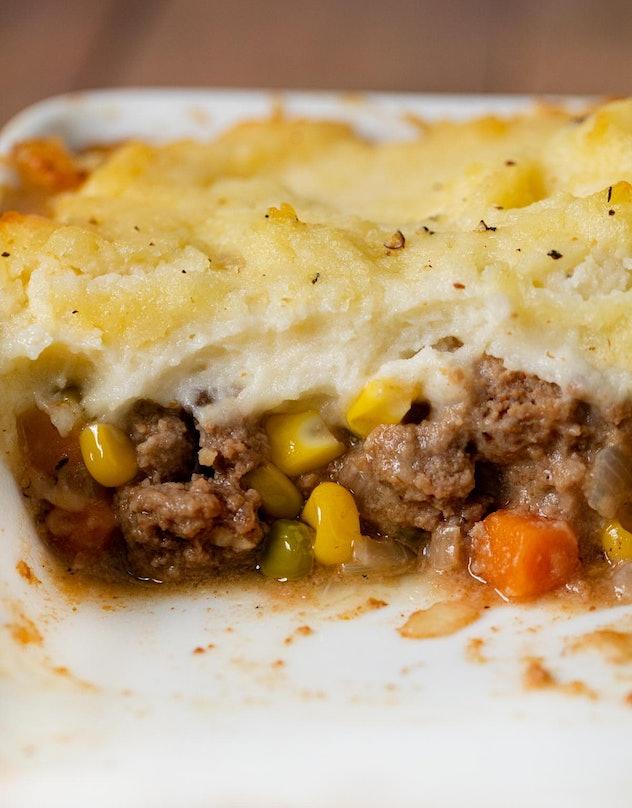 beef shepherd's pie