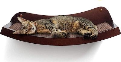 HumaneGoods Cat Shelf