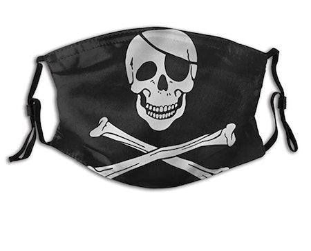 Jolly Roger Flag Mask