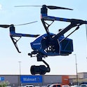 Walmart is trialing delivery of COVID-19 testing kits via drone.