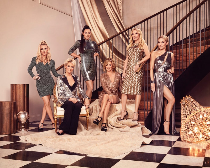 'The Real Housewives of New York City' cast via the Bravo press site