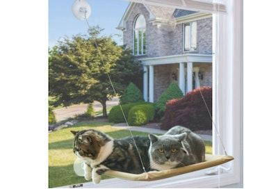 NOYAL Cat Window Hammock