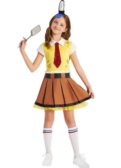 Kids SpongeBob Dress Costume