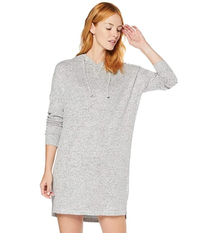 Iris & Lilly Loungewear Hooded Shirt