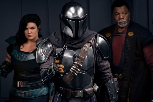 'The Mandalorian' is coming to Disney+ next month